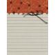Warm n Woodsy Bow Journal Card 3x4