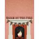 Warm n Woodsy Fireplace Journal Card 3x4