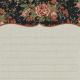 Warm n Woodsy Floral Journal Card 4x4