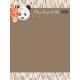 Inner Wild Zoo Journal Card 3x4