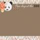 Inner Wild Zoo Journal Card 4x4