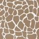 Inner Wild Tan Giraffe Paper