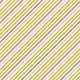Coastal Spring Yellow Stripes Paper