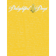 Delightful Days Journal Card- Days 3x4