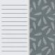 Delightful Days Journal Card- Fern 4x4