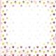 Delightful Days Journal Card- Strawberries 4x4
