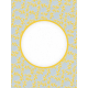 Delightful Days Journal Card- Vines 3x4