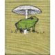 Singin' In The Rain Elements- Frog Wood Tile