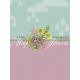 Singin' In The Rain Journal Card- April May 3x4