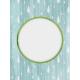 Singin' In The Rain Journal Card- Round 3x4