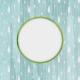 Singin' In The Rain Journal Card- Round 4x4