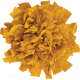 Veggie Table Elements- Yellow Flower