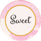 Veggie Table Elements - Sweet Label