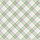 Veggie Table Papers - Plaid