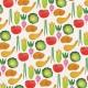 Veggie Table Papers- Veggies