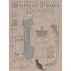 Old Farmhouse- Farmhouse Dreams Journal Card 3x4