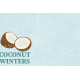 Winter in the Tropics Coconut Winters Journal Card 4x6