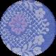 Lavender Fields Wallpaper Sticker