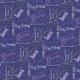 Lavender Fields Paper Wordy