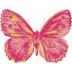 Bohemian Sunshine Element Butterfly 01