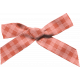 This Beautiful Life Gingham Bow