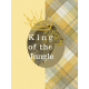 Into the Wild King of the Jungle Journal Card 3x4