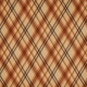 Copper Spice Diamond Plaid Paper