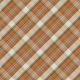 Copper Spice Plaid Paper 03