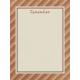 Copper Spice Remember 3x4 Journal Card