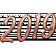 Autumn Bramble 2019 Word Art