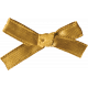 Snowhispers Gold Bow