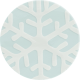 Snowhispers Vellum Snowflake Sticker