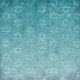 Winter Solstice Ombre Snowflakes Paper