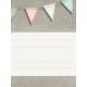 Nesting Banner Journal Card 3x4