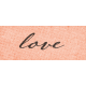 Vintage Memories: Genealogy Love Word Art Snippet