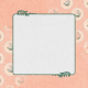 Vintage Memories: Genealogy Peach 4x4 Journal Card
