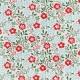 Retro Picnic Floral Paper 2