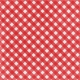 Retro Picnic Red Gingham Paper