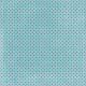 Retro Picnic Light Blue Polka Dots Paper