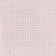 Retro Picnic White Polka Dots Paper