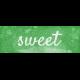 Peach Lemonade Sweet Word Art Snippet
