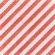 Peach Lemonade Bold Stripes Paper 2