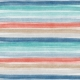 Nantucket Feeling {Sail Away} Watercolor Stripes Paper