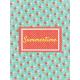 Peach Lemonade Summertime Journal Card 3x4