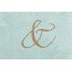 "Cherish Ampersand Journal Card 4""x 6"""