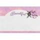 "Cherish Beautiful Journal Card 4""x 6"""