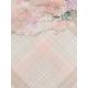 "Cherish Plaid Journal Card 3""x 4"""