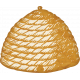 Heard The Buzz? Beehive Skep