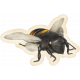 Heard The Buzz? Bee Sticker