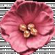 Heard The Buzz? Pink Flower